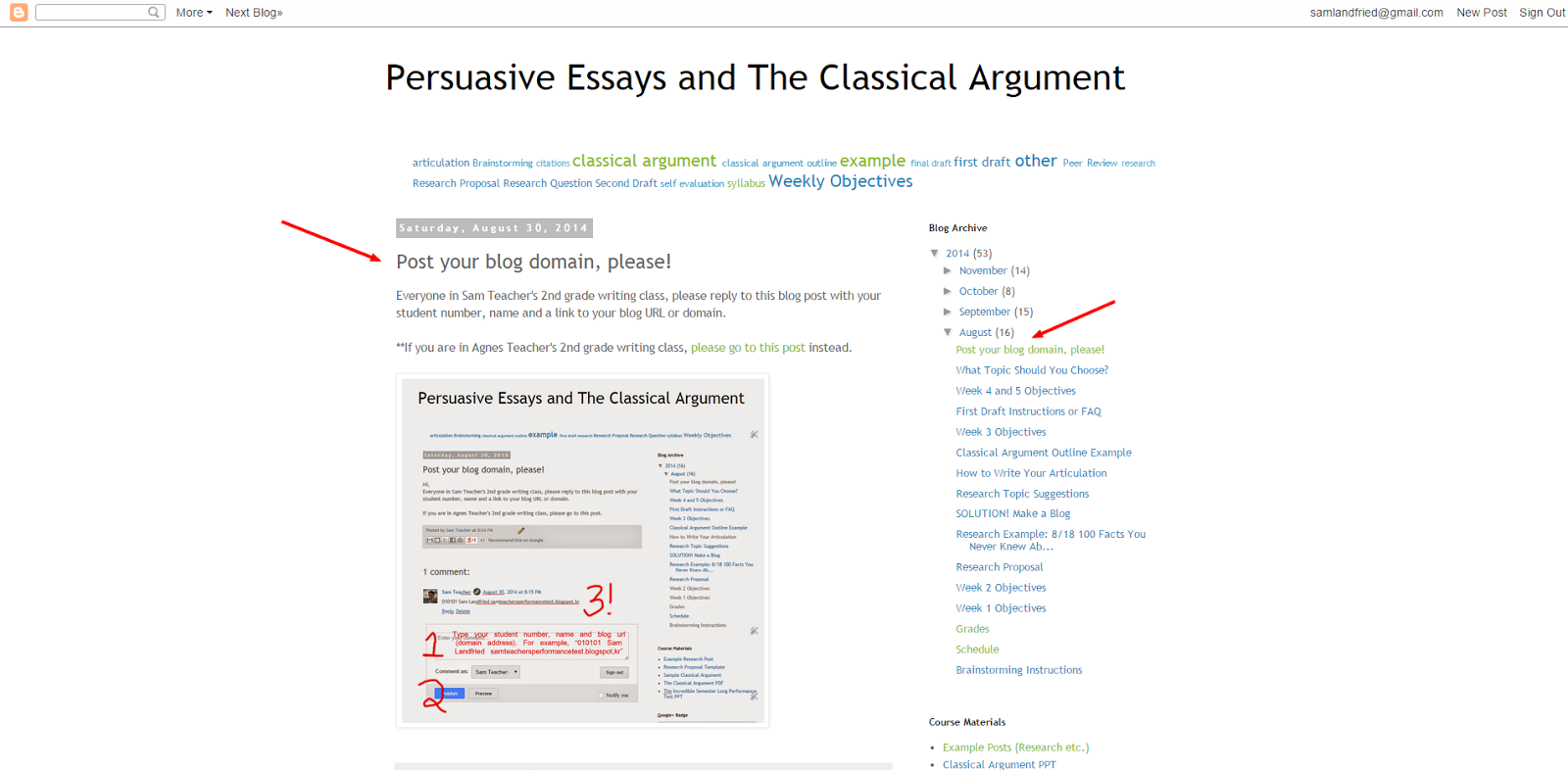Persuasive Essays and The Classical Argument: How to find