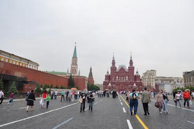 Lapangan Merah Moskow