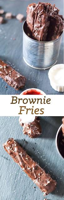Brownie Fries Recipe