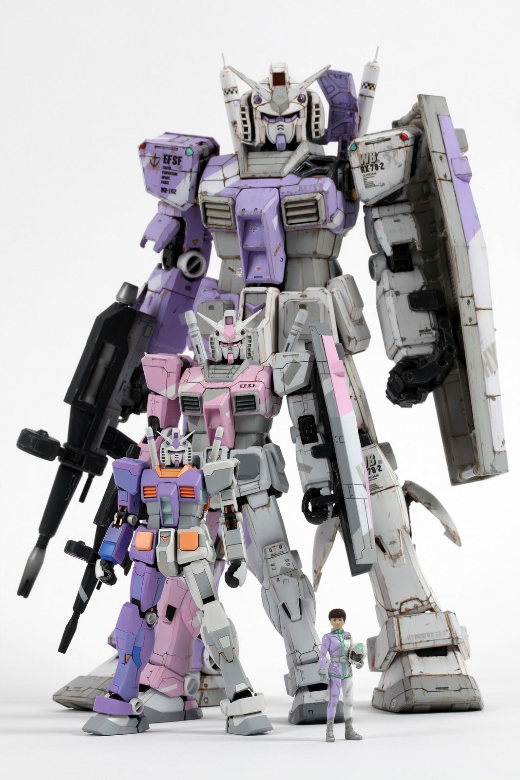 SoriFactory: All Hybrid Gundam RX-78-2