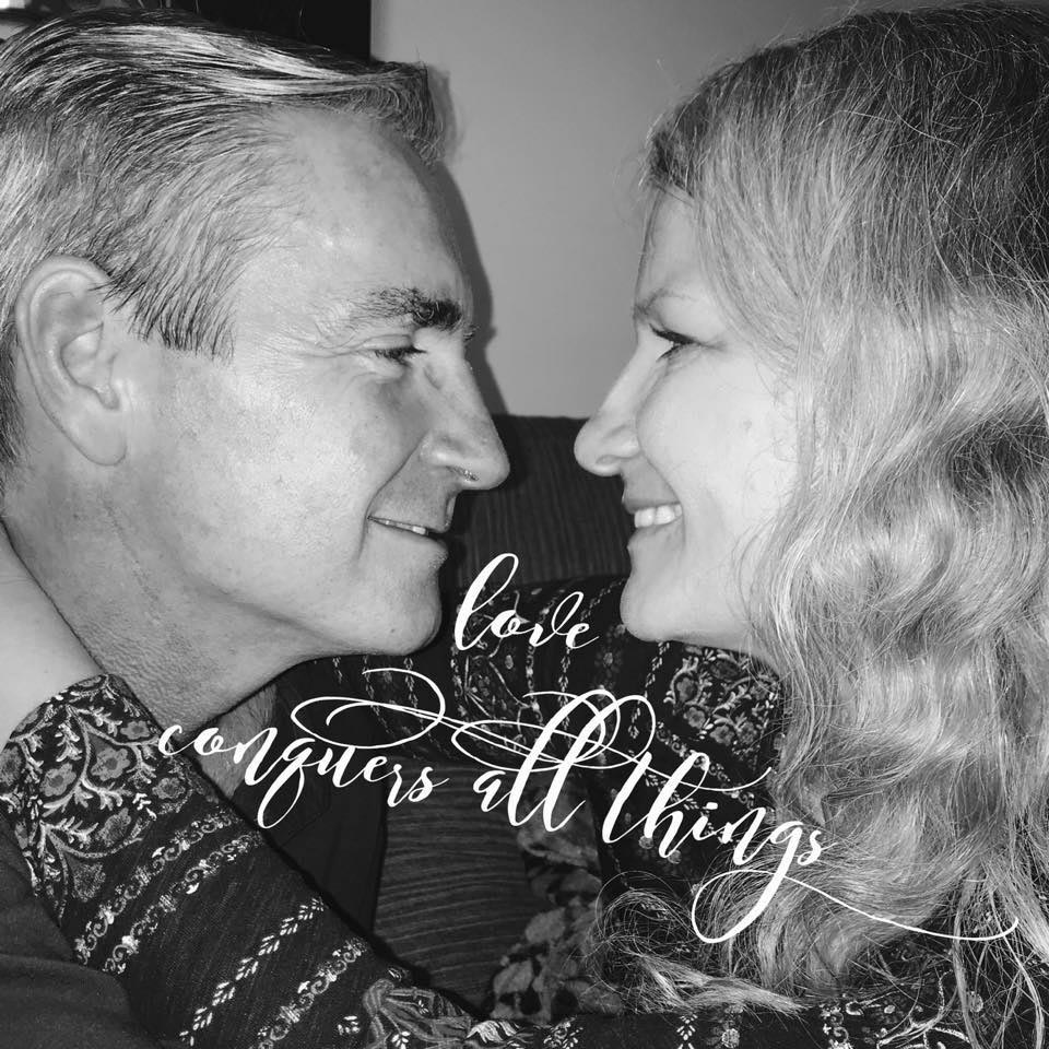 Rick and Chrissy - Love conquers all things