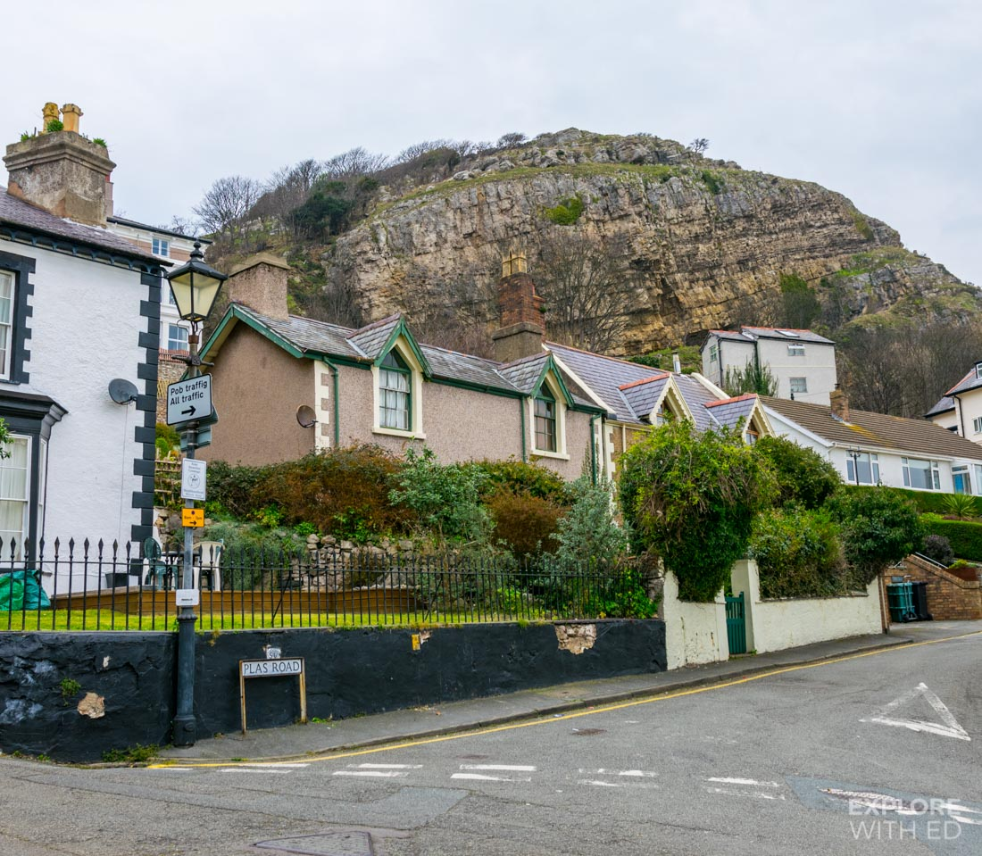 Holidays cottages in Llandudno