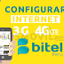Bitel Perú: Configurar APN Internet 3G/4G LTE Android 2018