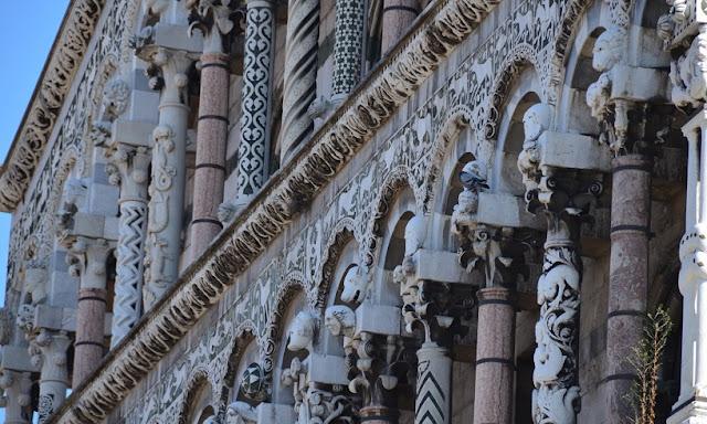 O que ver/fazer na Igreja de São Miguel no Fórum em Lucca