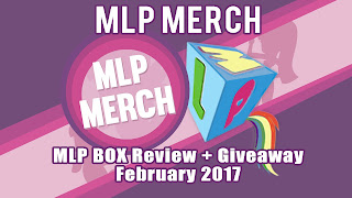 Review + Giveaway - MLP Box (February)