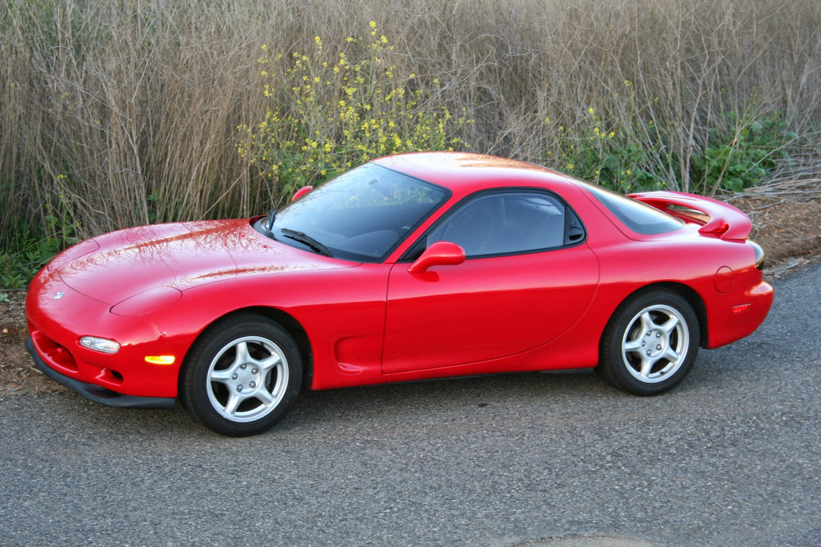 1993 Mazda Rx 7 Twin Turbo Auto Restorationice