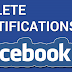 Delete Facebook Notifications Updated 2019