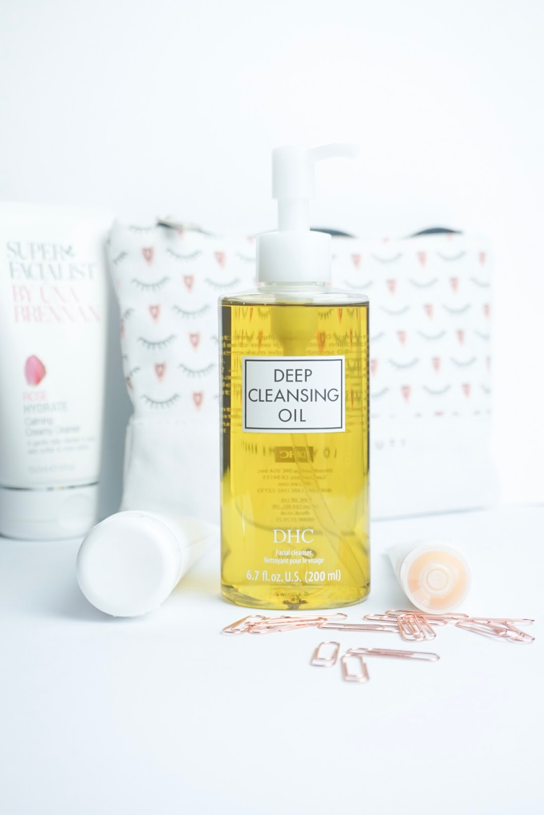 DHC Cleanser You Need In Your Skin Care Routine