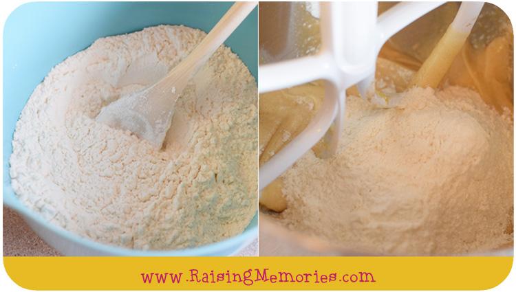 Step By Step Cookie Baking Tutorial by www.RaisingMemories.com