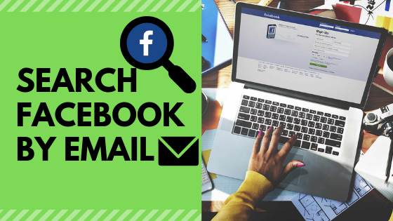 Find Facebook Friends Using Email<br/>