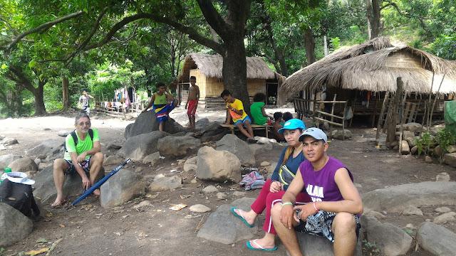 Bangca Bancaan Falls Aeta Community
