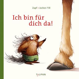Cover von Zapf, Jochen Till - Ich bin für dich da!
