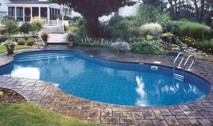 Stones Inground Pools for Your Home