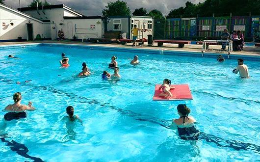 Pulmones - The quays swimming pool timetable ...