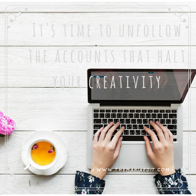Do you feel like your creativity on Instagram is suffering?