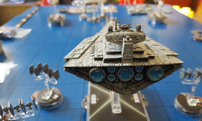 Star Wars: Armada Core Set Review (Tabletop Game age 14+)