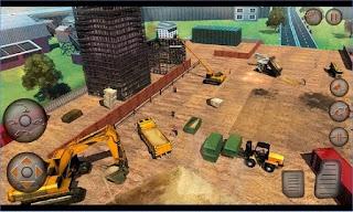 Game Mega City Construction Builder Apk