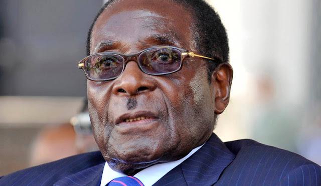 Zimbawean Army Overthrows Pres.Robert Mugabe,Puts Him Under House Arrest