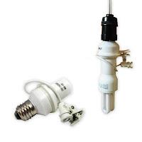 fitting lampu sensor otomatis