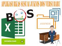 Aplikasi RKAS BOS Sesuai Juknis Terbaru Format Excel