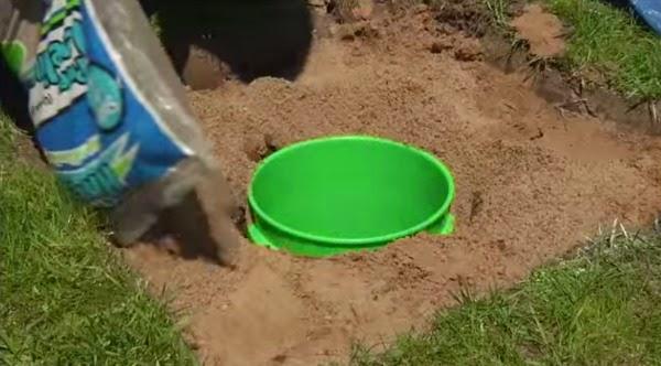 Construir una fuente de jard n paso a paso guia de jardin for Construir jardin