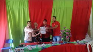 Prefeito de Picuí assinou ordem de serviço da UBS do distrito de Santa Luzia do Seridó