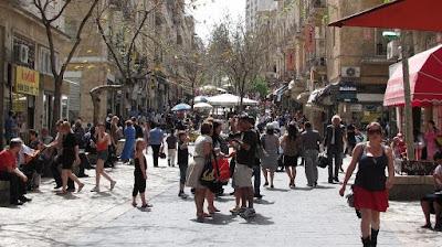 Rua Ben Yehuda