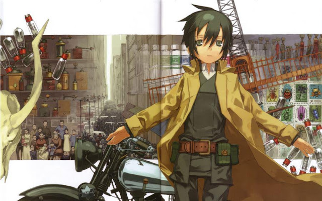 Kino no Tabi – The Beautiful World : Byouki no Kuni