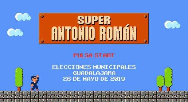 Super Mario Bros baseia campanha eleitoral de prefeitura na Espanha.