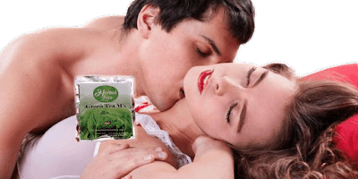 √ Obat Kuat Tahan Lama ✅ Green Tea Mix ⭐ Herballove