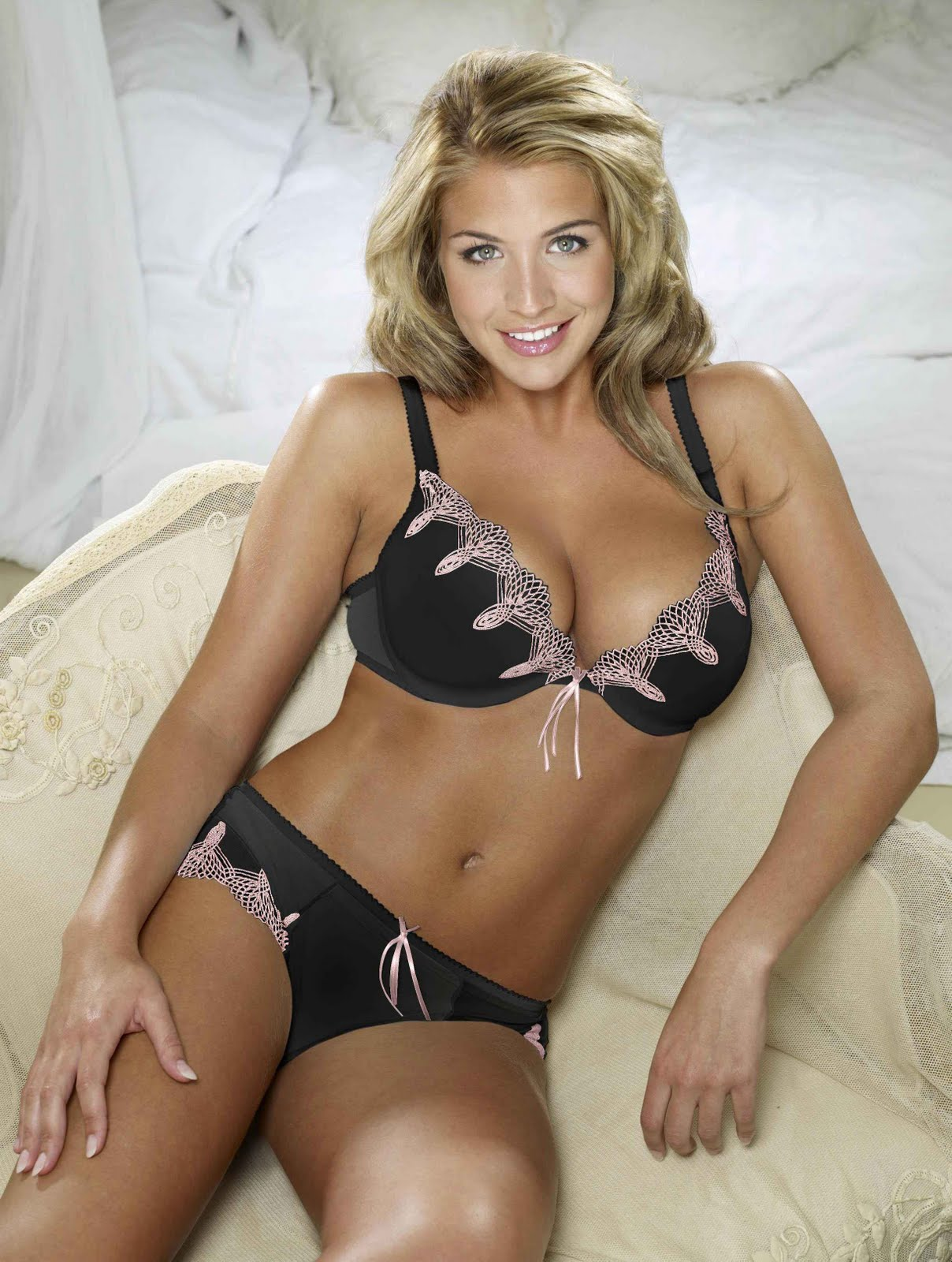 Gemma Atkinson In Lingerie Celebrities Profile Gallery