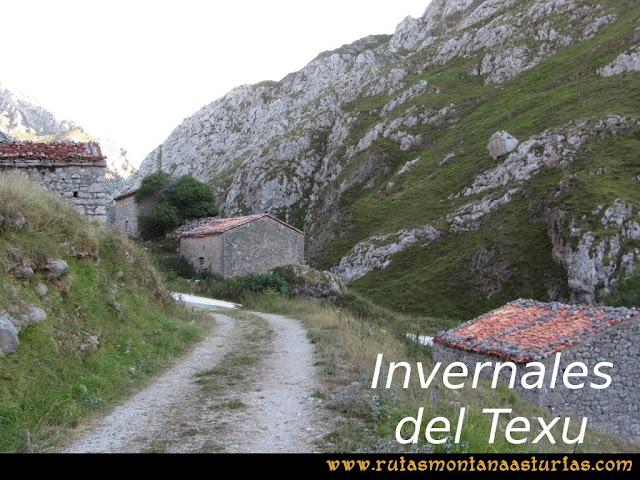 Ruta Peña Castil y Cueva del Hielo: Invernales del Texu