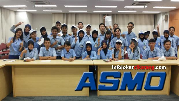 Lowongan Kerja PT. Asmo Indonesia Kawasan MM2100