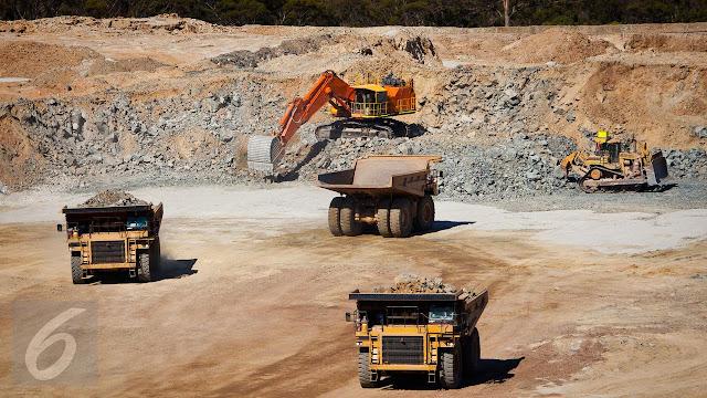 Sektor Tambang Minerba Sumbang PNBP Rp 50 Triliun