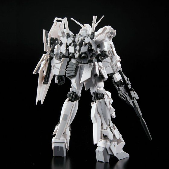 P-Bandai: HG 1/144 RX-0 Unicorn Gundam [Painting Model] - Release Info - Gundam Kits Collection News and Reviews