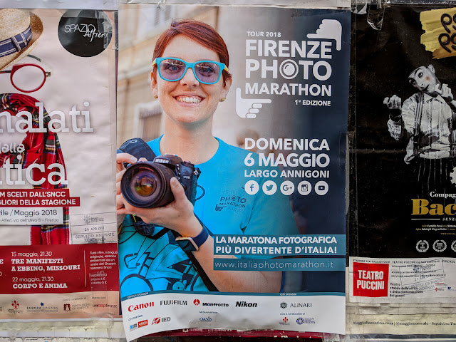 Italia Photo Marathon a Firenze