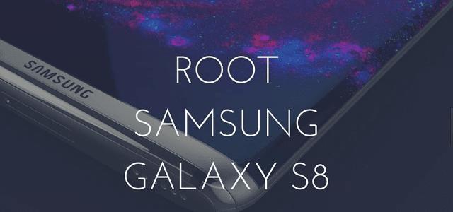 طريقة عمل روت لجهاز سامسونج جالكسي اس8 عن طريق الكمبيوتر , root galaxy s8 عن طريق برنامج الاودين
