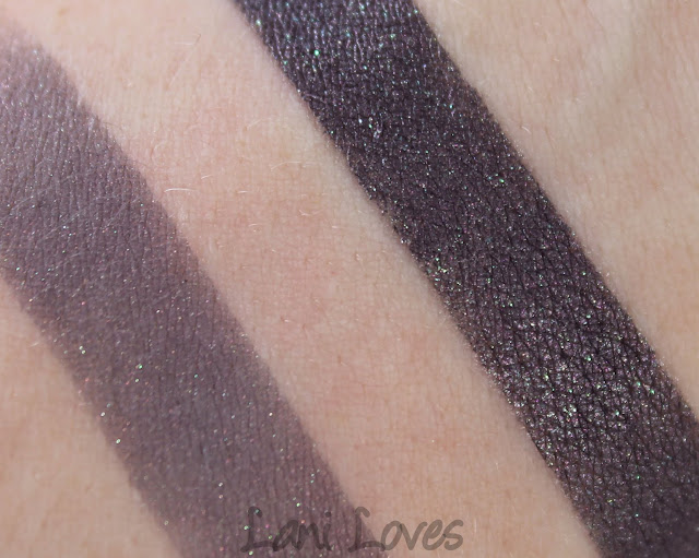 Notoriously Morbid She's Alive! Eyeshadow Swatches & Review