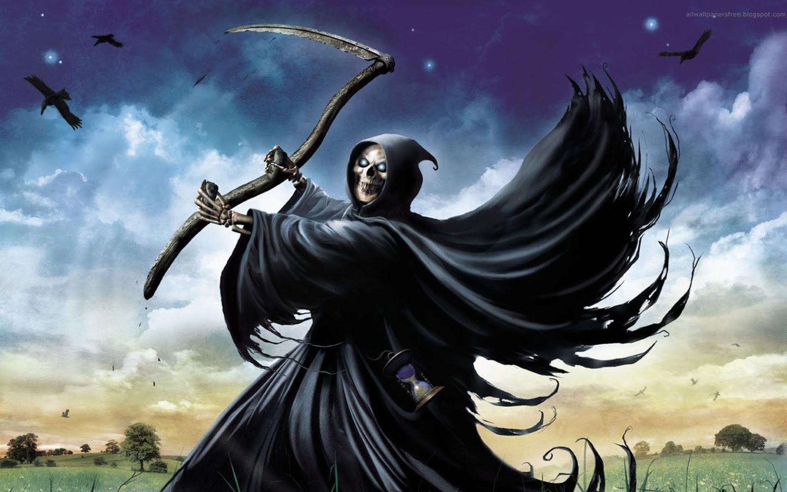 7 Dewa Kematian Dari Berbagai Kepercayaan