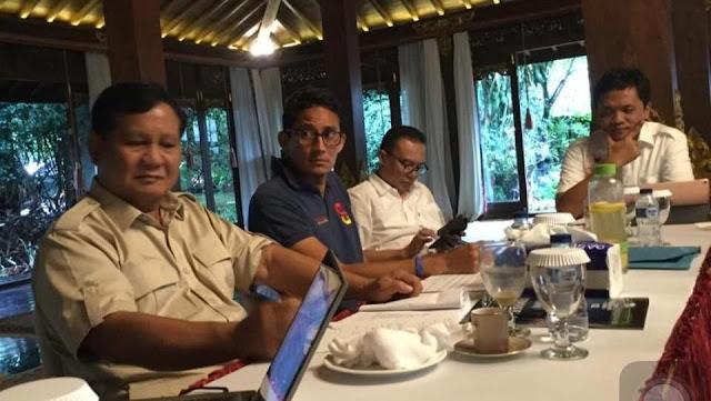 Prabowo Curhat, Cita-cita yang Belum Tercapai Semasa Hidupnya