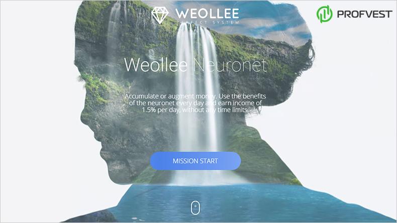 Weollee Neuronet обзор и отзывы наш вклад 400$