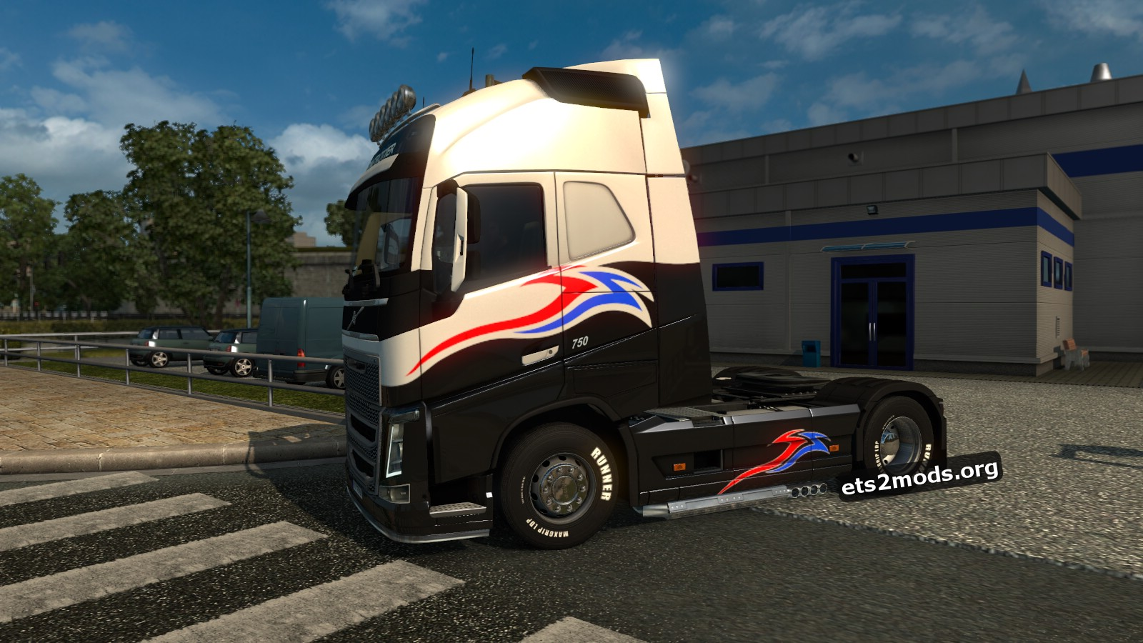 Sounds Pack for Volvo 2012