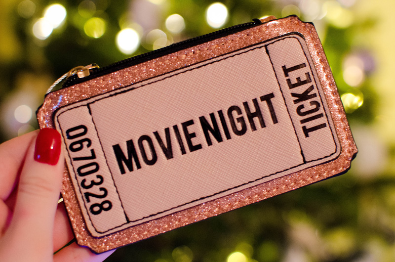 Movie Night Purse New Look