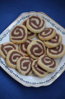 ciastka spiralki