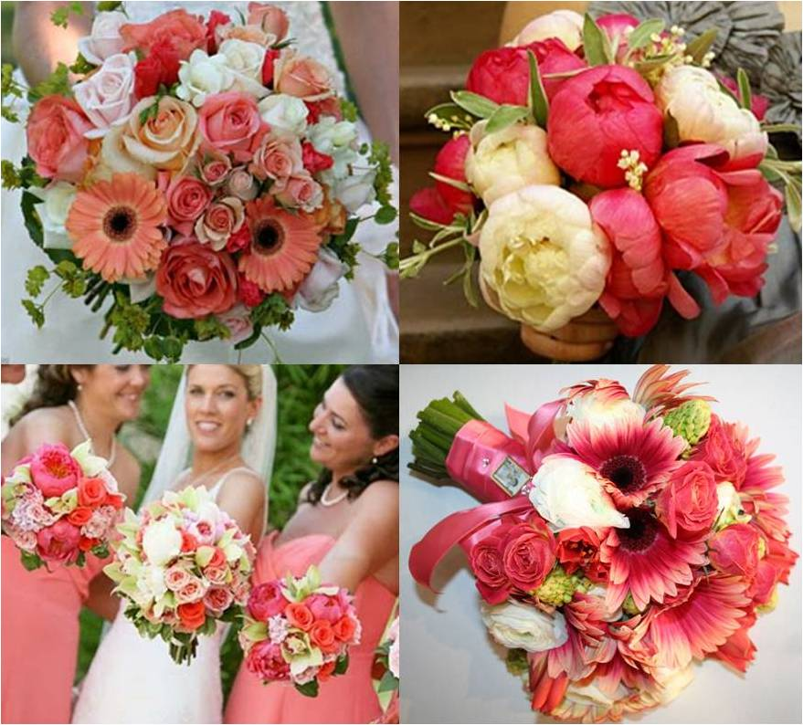 BonnieProjects: Wedding Bouquets On A Budget