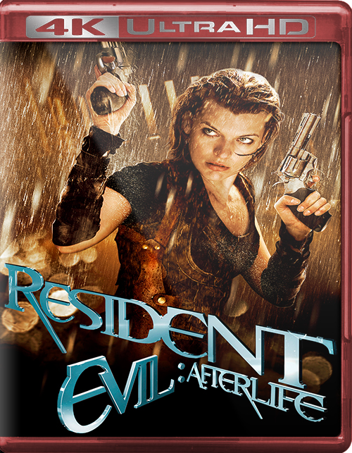 Resident Evil: Afterlife [2010] [UHD] [2160p] [Latino – Castellano]