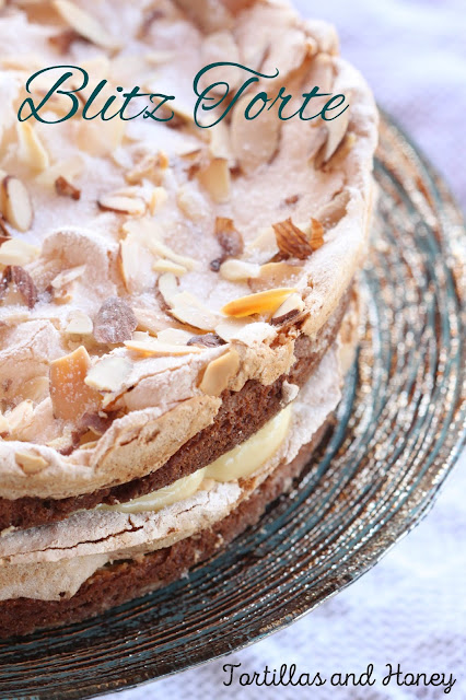 Blitz Torte | Tortillas and Honey