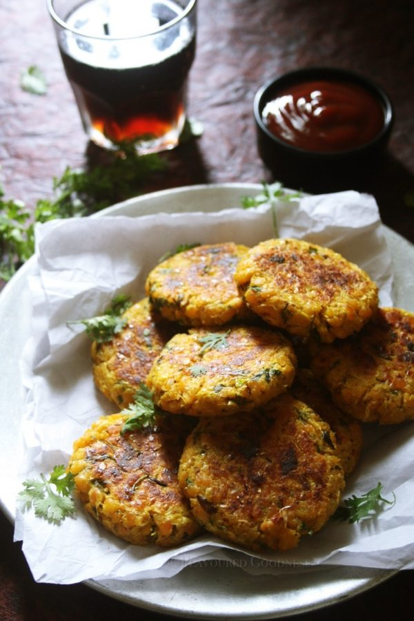 Corn Patties Recipe | How to make Corn Cutlet
