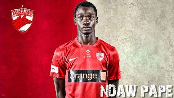 Persipura Resmi Rekrut Striker Timnas Senegal