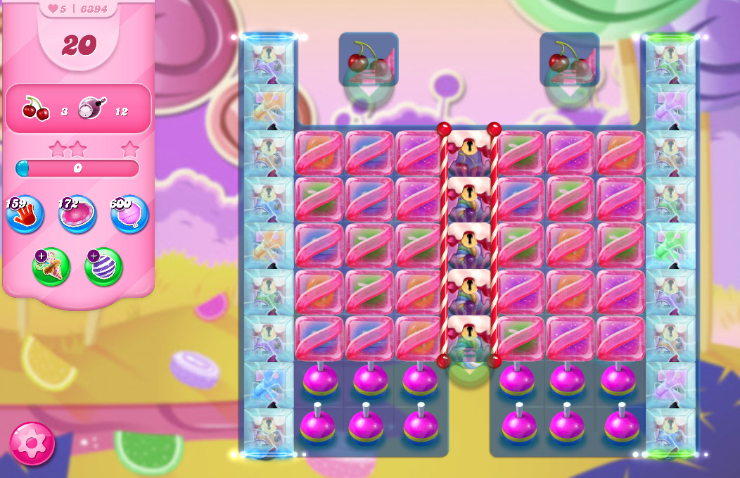 Candy Crush Saga level 6394